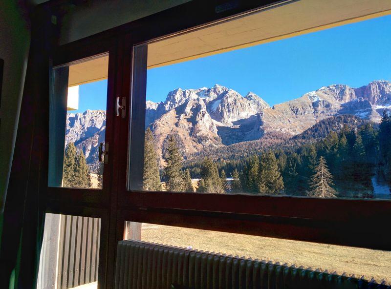 Vista desde do alojamento Locação Apartamentos 28711 Madonna di Campiglio