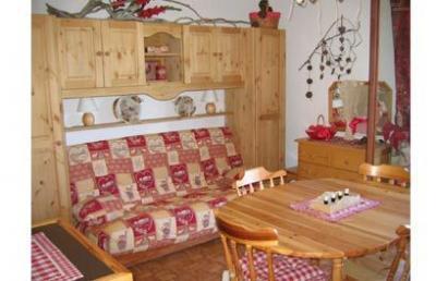 Sala de estar Loca��o Est�dio 29103 Saint Jean Montclar
