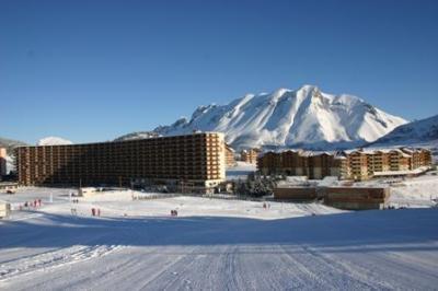 Vista exterior do alojamento Loca��o Est�dio 3009 Superd�voluy- La Joue du Loup