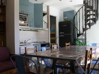 Sala de estar Loca��o Apartamentos 3044 Superd�voluy- La Joue du Loup
