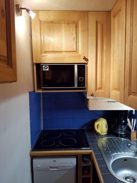 Cozinha independente Locação Apartamentos 3085 Tignes