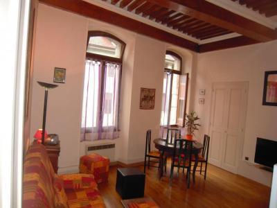 Sala de estar Loca��o Apartamentos 30857 Annecy