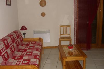 Sala de estar Loca��o Apartamentos 31 Oz en Oisans