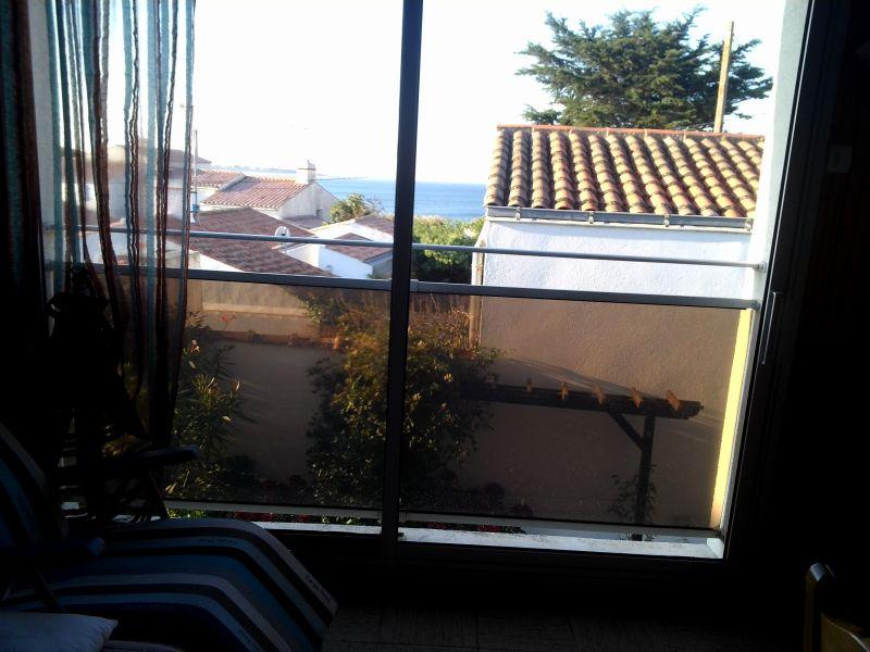 Vista desde do alojamento Locação Apartamentos 31133 Noirmoutier en l'Île