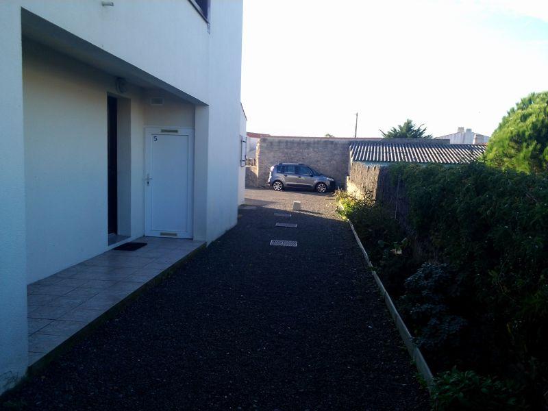 Parque de estacionamento Locação Apartamentos 31133 Noirmoutier en l'Île