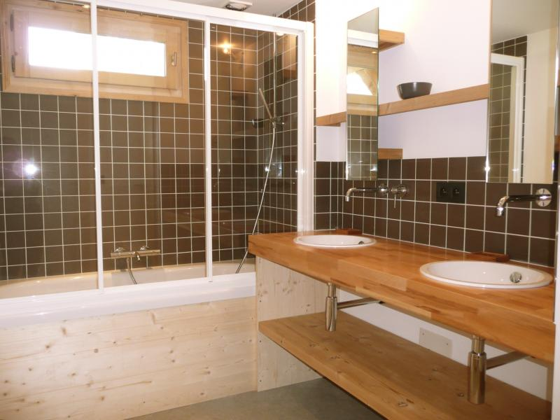 casa de banho 3 Locação Chalé 32551 Les Contamines Montjoie
