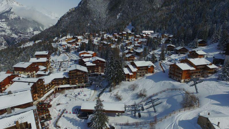 Vista exterior do alojamento Locação Chalé 3290 Valfréjus