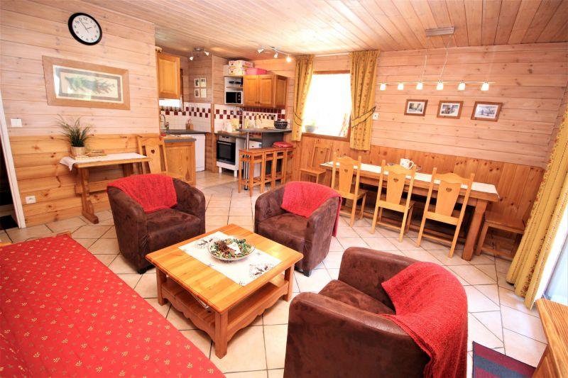 Sala de estar 1 Locação Chalé 3297 Valfréjus