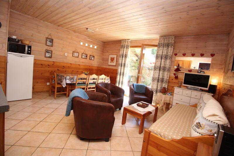 Sala de estar 2 Locação Chalé 3297 Valfréjus