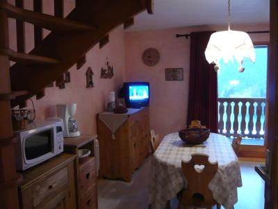 Sala de jantar Loca��o Apartamentos 32977 Villard de Lans - Corren�on en Vercors