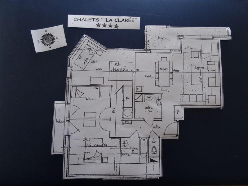 Locação Apartamentos 3411 Valloire
