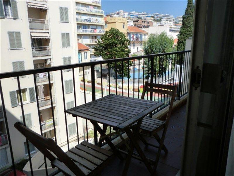 vista da varanda Locação Estúdio 35014 Nice