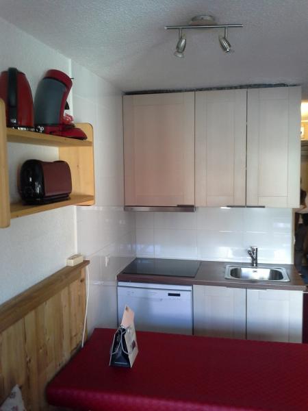 Canto cozinha Locação Apartamentos 3527 Val Thorens