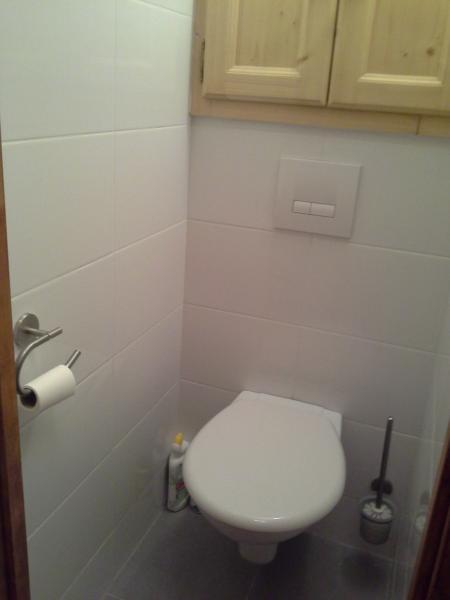 WC separado Locação Apartamentos 3527 Val Thorens