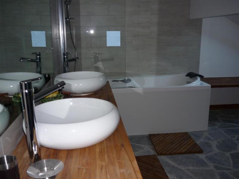 casa de banho Locação Chalé 37760 La Plagne