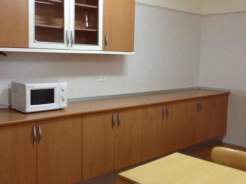 Cozinha independente Locação Vivenda 38094 Altura