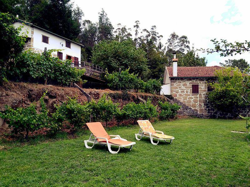 Jardim Locação Casa de turismo rural/Casa de campo 39668 São Pedro do Sul