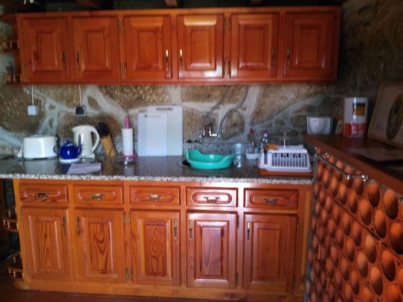 Cozinha de verão Locação Casa de turismo rural/Casa de campo 39668 São Pedro do Sul
