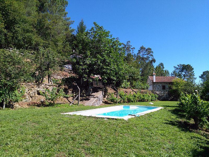 Piscina Locação Casa de turismo rural/Casa de campo 39668 São Pedro do Sul