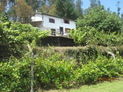 Vista exterior do alojamento Locação Casa de turismo rural/Casa de campo 39668 São Pedro do Sul
