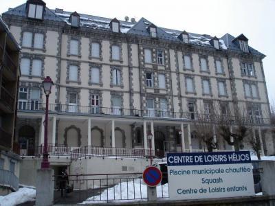 Vista exterior do alojamento Loca��o Apartamentos 3977 Bar�ges