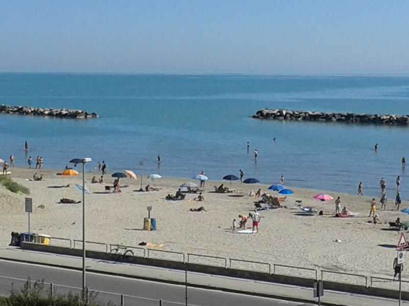 vista da varanda Locação Apartamentos 40527 Rimini