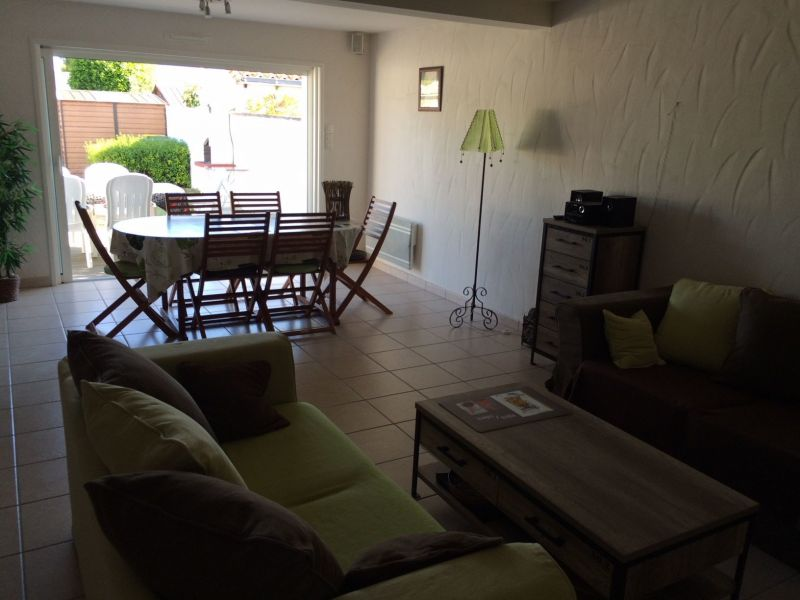 Sala de estar Locação Casa 41372 La Guérinière