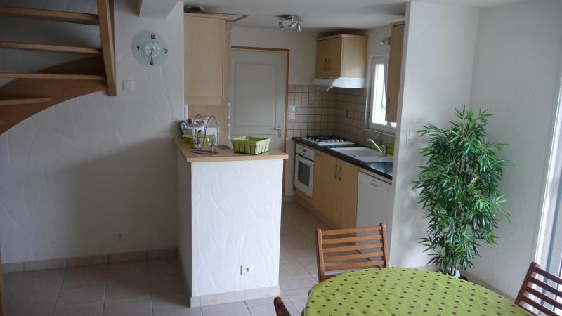 Cozinha americana Locação Casa 41372 La Guérinière