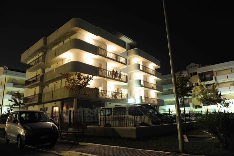 Vista desde do alojamento Locação Apartamentos 42623 Tortoreto