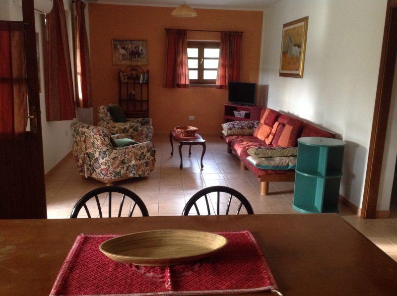 Sala de estar Locação Apartamentos 45136 Alghero