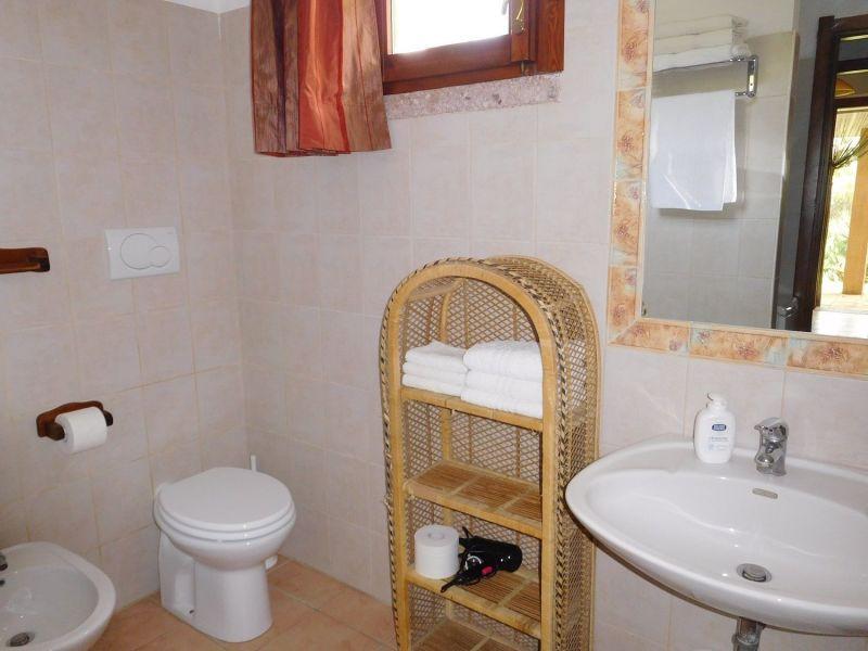 casa de banho Locação Apartamentos 45136 Alghero