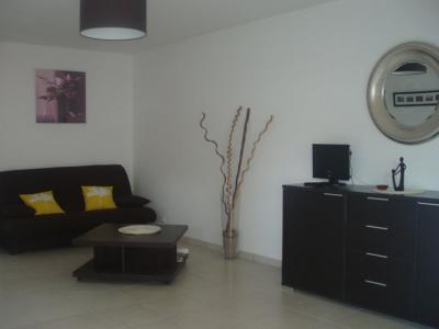 Sala de estar Locação Apartamentos 45586 Calvi