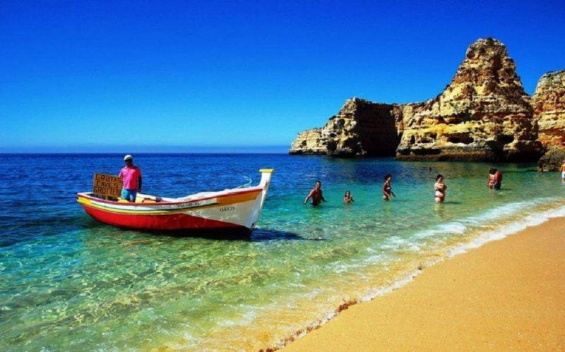 Praia Locação Apartamentos 46539 Carvoeiro