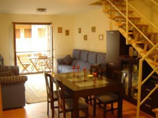 Sala de jantar Loca��o Apartamentos 47222 Jaca