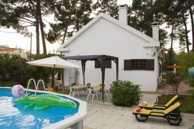 Piscina Loca��o Casa 47227 Costa de Caparica