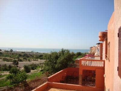 vista da varanda Loca��o Casa 48489 Taghazout