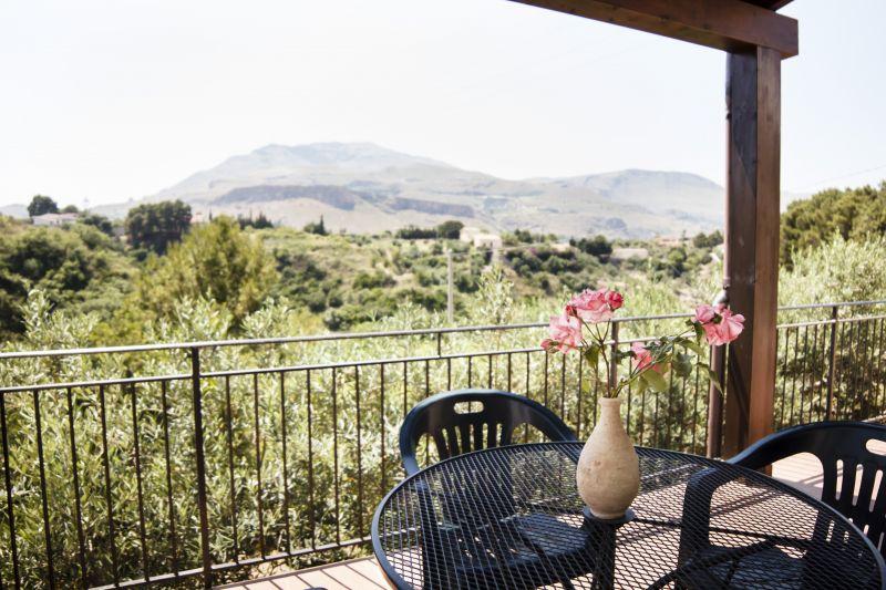 Vista desde do alojamento Locação Estúdio 48517 Scopello