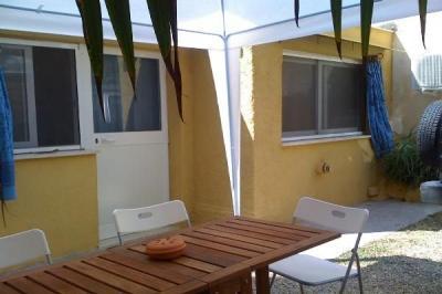 Vista exterior do alojamento Loca��o Bungalow 48673 Sanremo