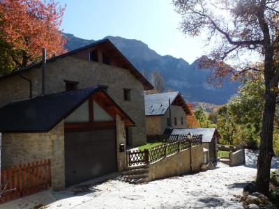 Vista exterior do alojamento Loca��o Chal� 49823 Panticosa
