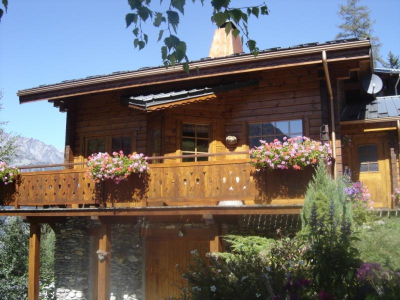 Vista exterior do alojamento Locação Chalé 49981 Valfréjus