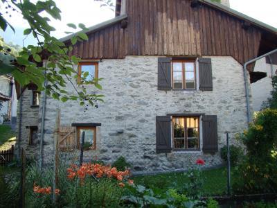 Vista exterior do alojamento Loca��o Chal� 50116 Peisey-Vallandry