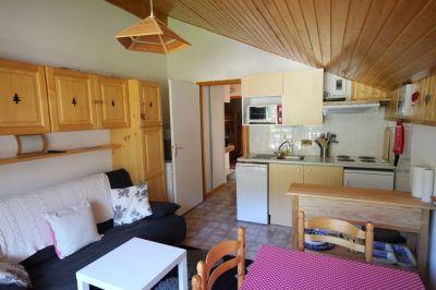 Sala de estar Loca��o Chal� 50528 Saint Jean d'Aulps- La Grande Terche