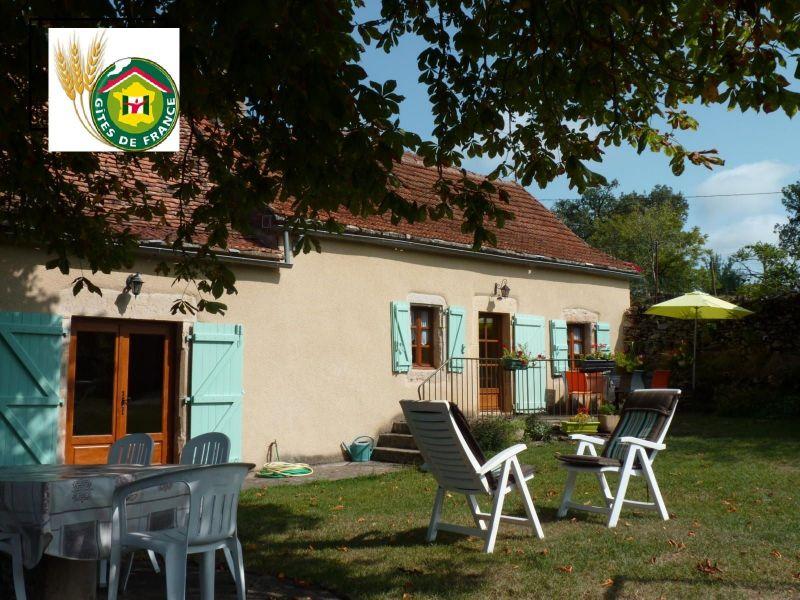 Vista exterior do alojamento Locação Casa de turismo rural/Casa de campo 51135 Saint-Cirq-Lapopie