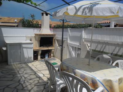 P�tio Loca��o Casa 53510 Narbonne