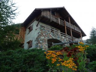 Vista exterior do alojamento Locação Chalé 54265 Alpe d'Huez