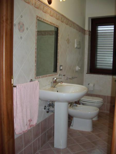 casa de banho Locação Vivenda 54358 Capo d'Orlando