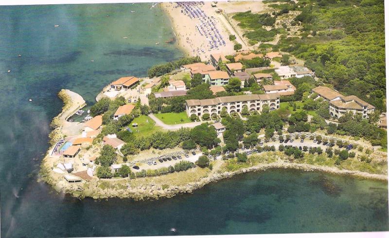 Vista desde do alojamento Locação Apartamentos 54877 Isola di Capo Rizzuto