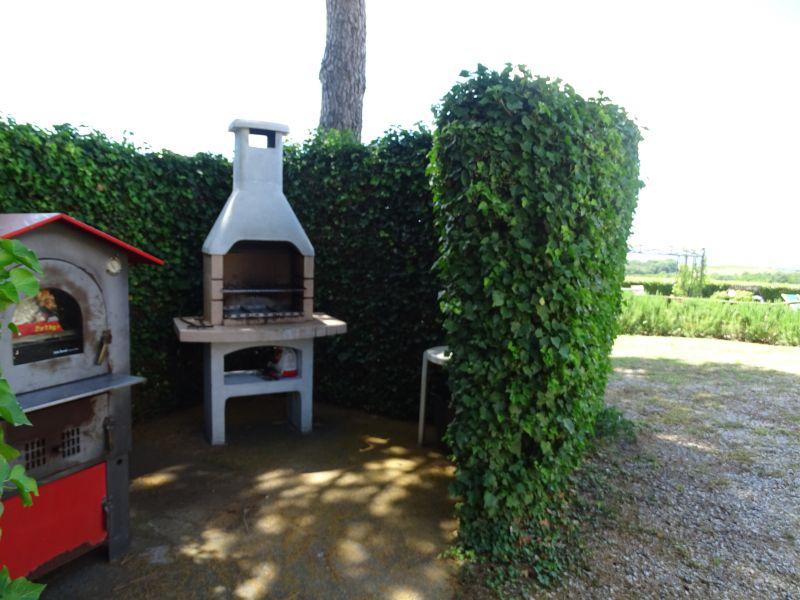 Cozinha de verão Locação Vivenda 55549 Roccastrada