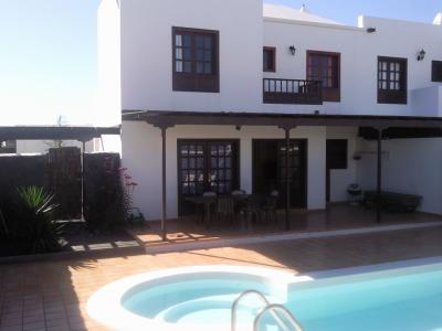 Piscina Loca��o Vivenda 55790 Playa Blanca