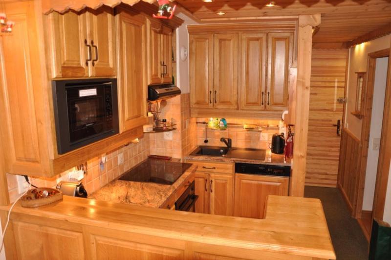 Cozinha americana Locação Apartamentos 55934 Valmorel